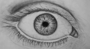 Eye (simple) by athenadreamer