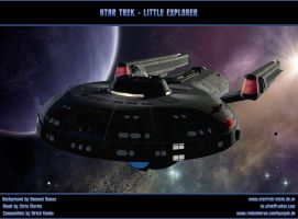 STAR TREK - Little Explorer by ulimann644