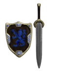 Sword and Shield by A-Not-E