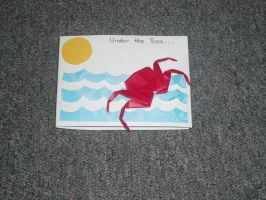 Under the Sea Card by RinnG