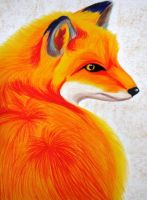 Red Fox by mayastoso