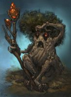 treeking by viralsanctity