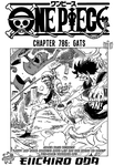 One Piece Chapter 786 by mcmgcls