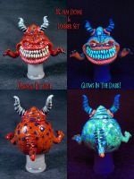 Gremlin 18mm Dome and Dabber Set 1 by Undead-Art