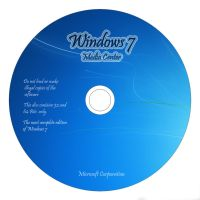 Windows 7 Media Center DVD by feliipetaumaturgo