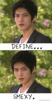 Kim Jaejoong: Smexy or what? by eftela