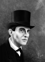Mr Sherlock Holmes by The-Black-Panther