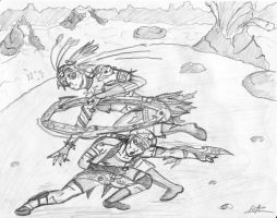 Tira vs. Talim by RazKurdt