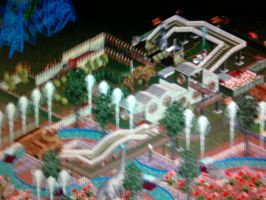 My own Six Flags park 013 by xSofticatious