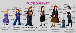 Lets do the time warp again by xxAlexaBlack