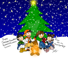 Christmas 2009 by Sol-Domino