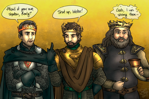 takin' westeros, y'all better hurry by coattailsofdoom