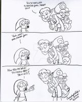 Majora's Mask: An Alternate Scene. by CrankshaftRabbit