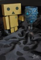 Danbo Cheers by pink121