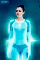 TRON: Legacy - Siren 04 by beethy