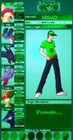 Trainer Hiwo by H1W0