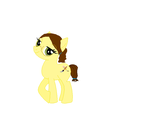 me as a my little pony by art-is-my-bream