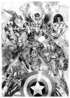 the avengers by acts2028