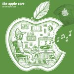 The Apple Core - tee by InfinityWave