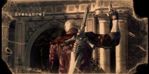 Dante's signature I by EvenDevil