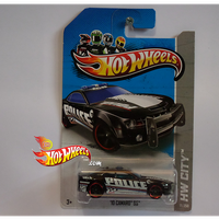 2010 Chevy Camaro SS Police Car by idhotwheels