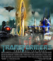 Transformers 3 Fan Poster by MorTalWawmbaht