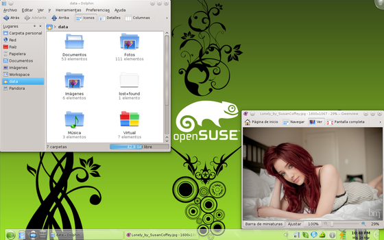 March 2010 openSUSE Last by alexbariv