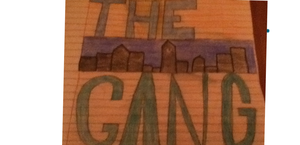 Cover for The Gang! by Bookgeekandlovingit
