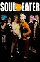 Rainbowgasm Cosplay Presents: Soul Eater by DMinorDucesa