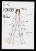 Ella Enchanted Costume: 8 by wretchedharmony-lina