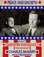 GOP Election Poster, 1940 by edthomasten