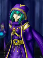 Me as a Summoner by MelSpontaneus