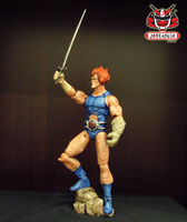 ThunderCats : Lion - O : 02 by wongjoe82