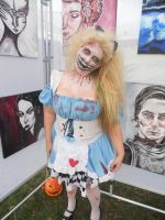 Mad Alice by PangieArt
