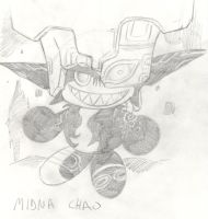 Midna Chao by DarkMetaller
