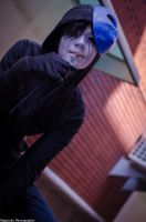 S.I.K 04 - Eyeless Jack Cosplay by MHD0524