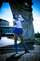 Super Sailor Mercury by Candygirl-Lucy