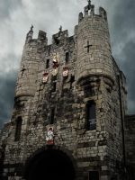 Castle_stock by Imm0rtal-St0ck