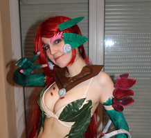 Zyra Cosplay (not finished yet) by VayneTrain