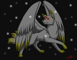 searching light in darkness by crystal-alius