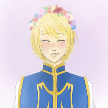 Kurapika by RubbersAgain