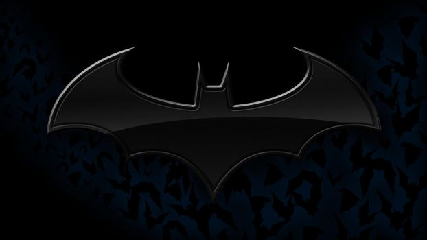 Batman Logo Wallpaper 6 by deathonabun