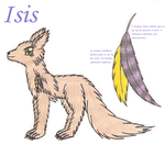Reference Sheet: Isis by Greenpolarbear47