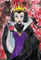 villainess: wicked snow white by cattybonbon