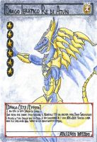 Hieratic Dragon King of Atun - Orica Version by DragonBellum92-DP