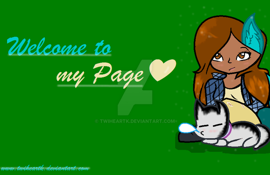 Welcome to my Page by TwiheartK