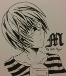 Death Note- Matt Inked by JetDragon1656