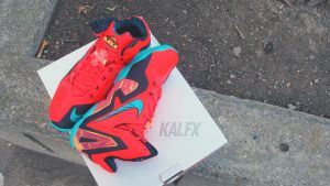 Nike Lebron 11 Elite 'Hero' by BBoyKai91