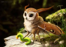 mothling by vesner
