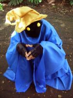 FF I Black Mage Cosplay 01 by sunglasses-mage